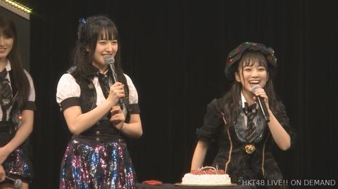 【HKT48】矢吹奈子、脱ロリを嫌がるヲタに「ロリコンなんですか?」