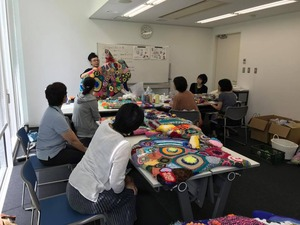 編みワークショップ203gow