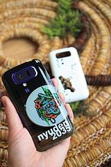携帯背面カバーデザイン - 6