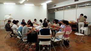 編みワークショップ203gow-アーツ千代田3331