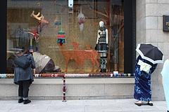 伊勢丹彩り祭2010-203gow奇襲編み作戦(手すり編) - 18