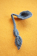 Crochet spoon - 029