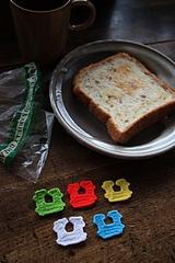 食パンのあの、あれ。-編みクロージャー - 35