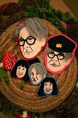 編み友:nosonoso作品 大貫さん&教授コンサート編み奇襲2010-1