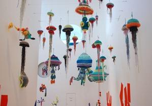 横須賀美術館203gowクラゲ