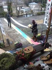 2011-1-9新春編み寺奇襲 - 01