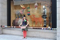 伊勢丹彩り祭2010-203gow奇襲編み作戦(手すり編) - 37