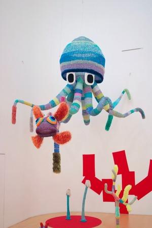 横須賀美術館展示203gow海