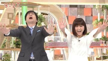 宇賀なつみ(テレ朝)180223モーニングショー