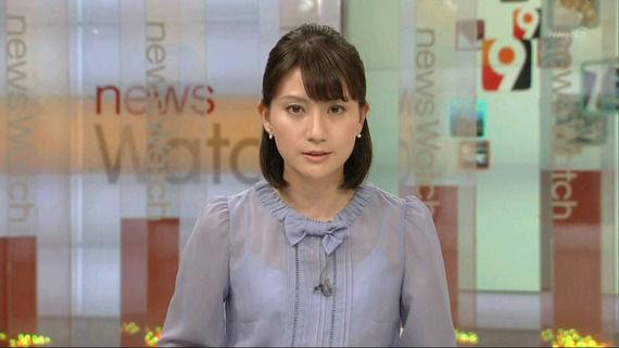 【画像】一発ハメたい女子アナ