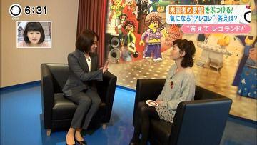 浦口史帆 上山真未(東海テレビ)171123みんなのニュース