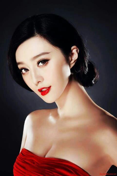 中国No.1女優ファンビンビンさんのちょっとエッチな画像スレ