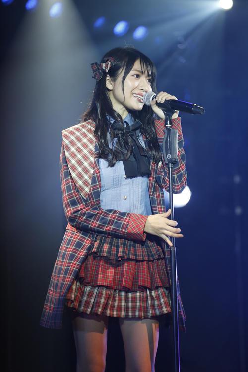 【画像】NGT48・北原里英、デビュー記念日にAKB劇場でラスト公演