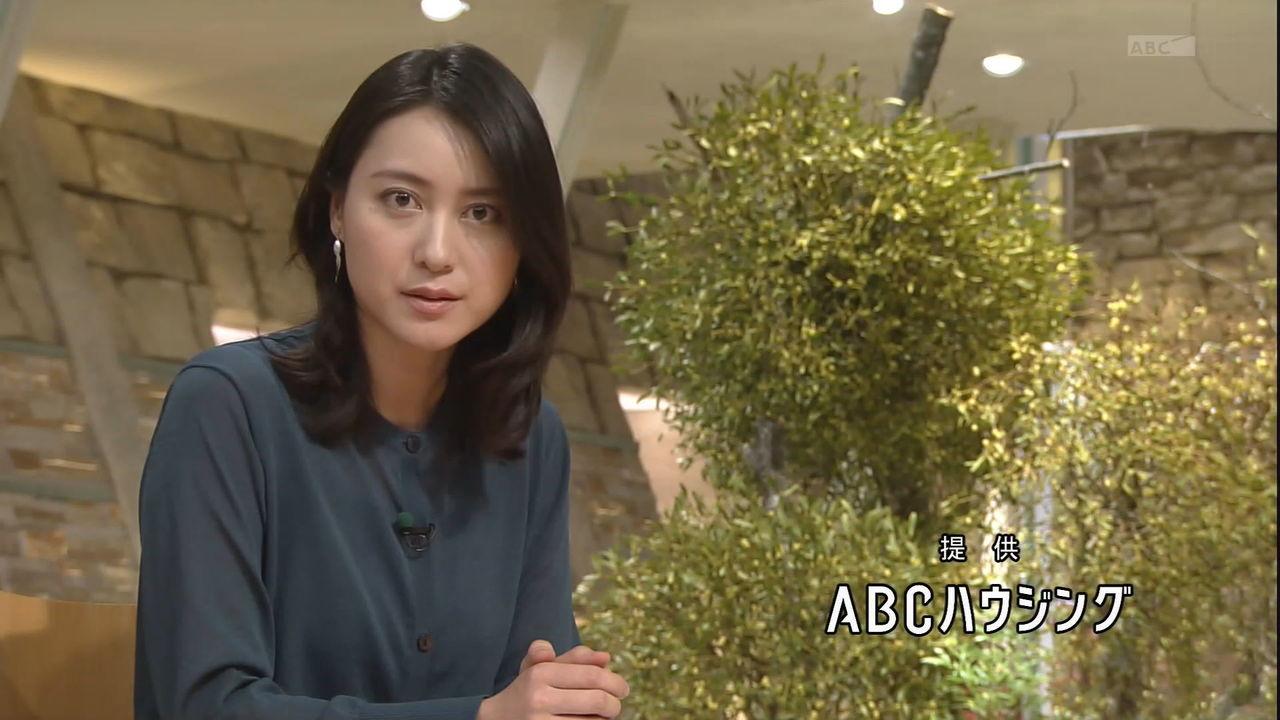 報道ステーション 小川彩佳 この日の感じすごい好きだわ