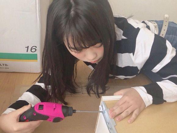 【画像】18歳Fカップの大原優乃ちゃんが一人暮らしを始める