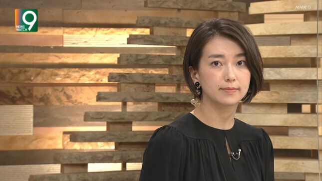 和久田麻由子アナ シースルーの胸の小窓!