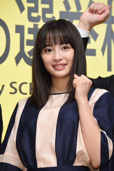 広瀬すず vs 橋本環奈 祝高校卒業 18歳ぴちぴちEカップ巨乳対決