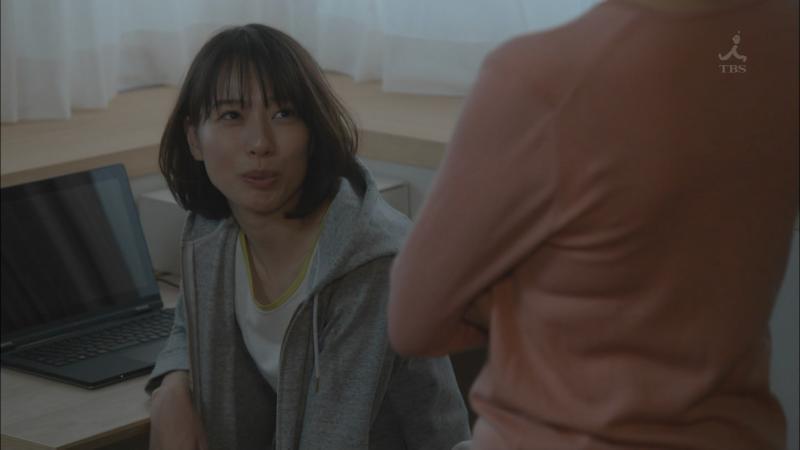 戸田恵梨香さんのエッチな胸元 大恋愛~僕を忘れる君と#2