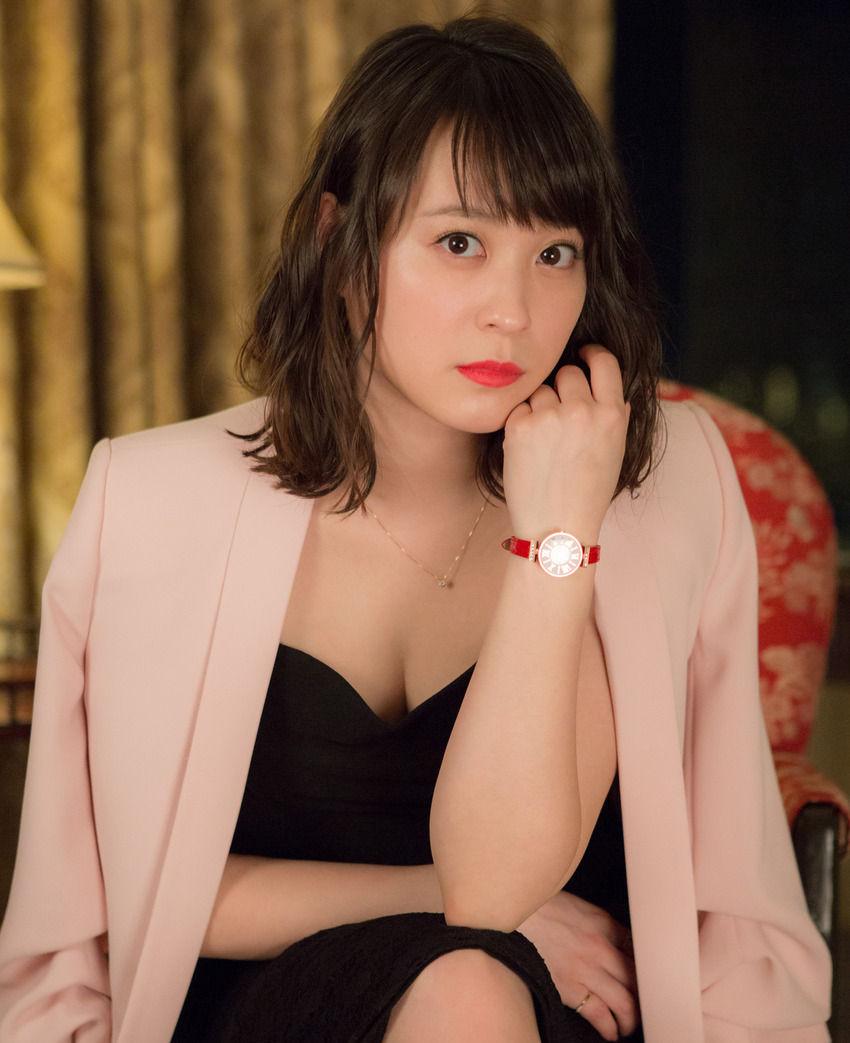 【画像】北乃きいの破廉恥おっぱいが遂に公開!!