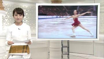 日比麻音子(TBS)171029 Nスタ