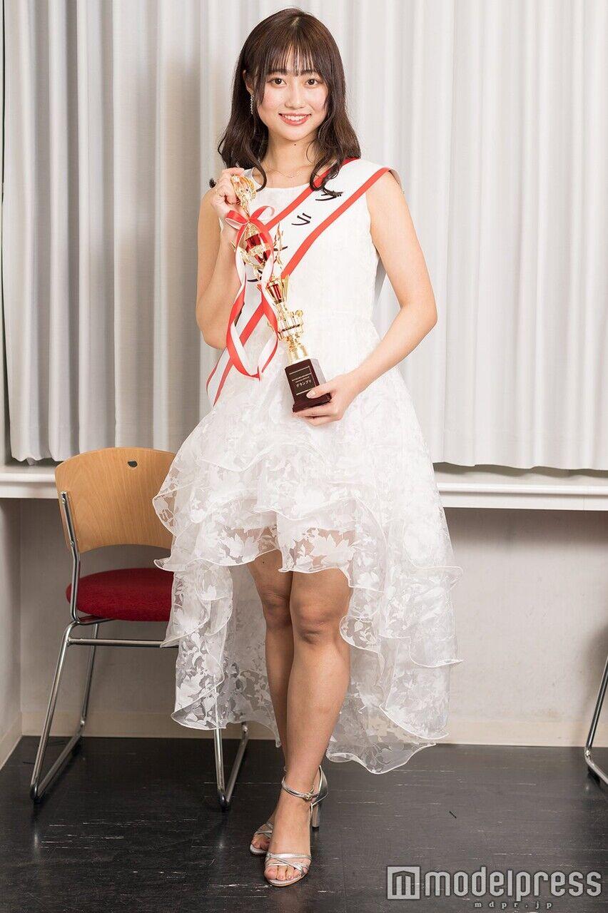 【画像10枚】日本一美しい女子大生が決定!