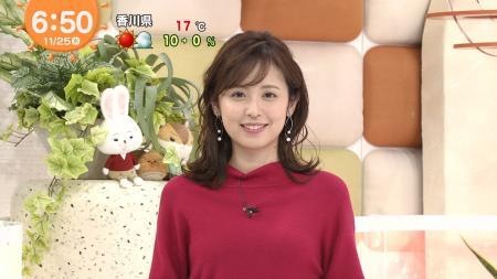 久慈暁子のエッチなおっぱい めざまし 201126