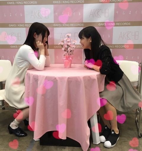 AKB写メ会にセクシー女優が来場wwwww