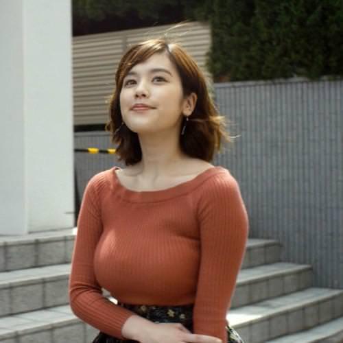 【画像】筧美和子、乳があまりにもデカすぎる!