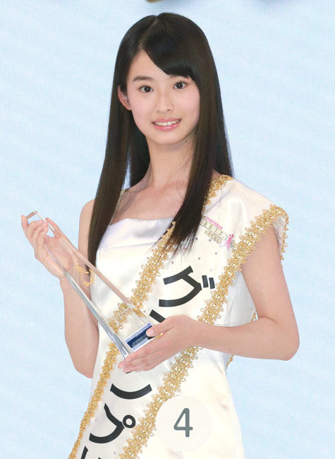 【画像】国民的美少女コンテスト2017 グランプリは13歳の女子中学生www