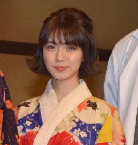 【画像】NMB・市川美織、芸姑役に自信「色気が出ちゃって…」 卒業後は女優の道へ