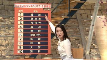 小川彩佳 八木麻紗子 森川夕貴(テレ朝)180228報道ステーション