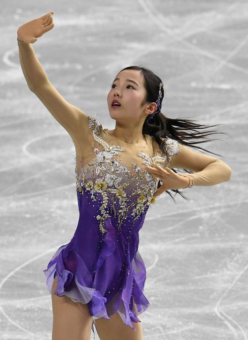 女子フィギュア・本田真凜、今春から米国を拠点に 4年後の北京出場を目指し浅田真央元コーチに師事