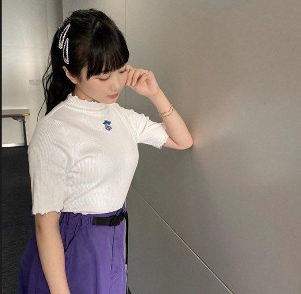 【画像】本田望結ちゃん、おっぱいが成長されていることが判明www