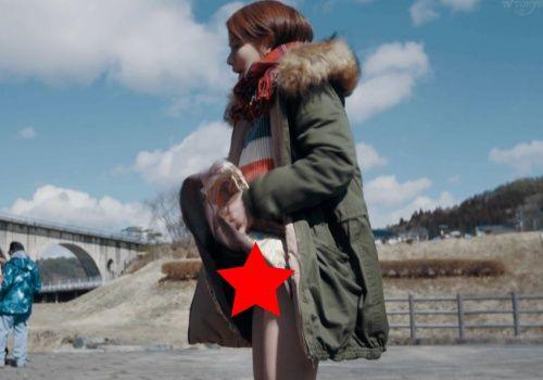 山本舞香、深夜ドラマ「SR サイタマノラッパー」でパンモロ!!