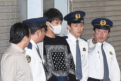 【速報】清水良太郎覚醒剤事件で・・警察に通報した風俗嬢が衝撃暴露キターーーー