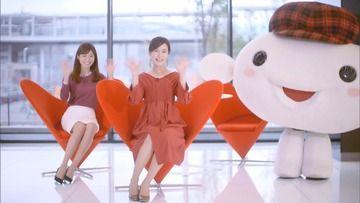 平山雅 望月杏夏(中京テレビ)171009チュウキョ~くん始まりの物語