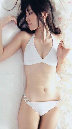 松井咲子の見えちゃった乳輪!