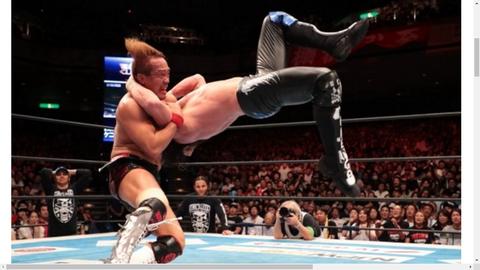 【プレイバック】G1決勝戦、内藤にSANADAが憑依した瞬間www【プロレス2chまとめ】
