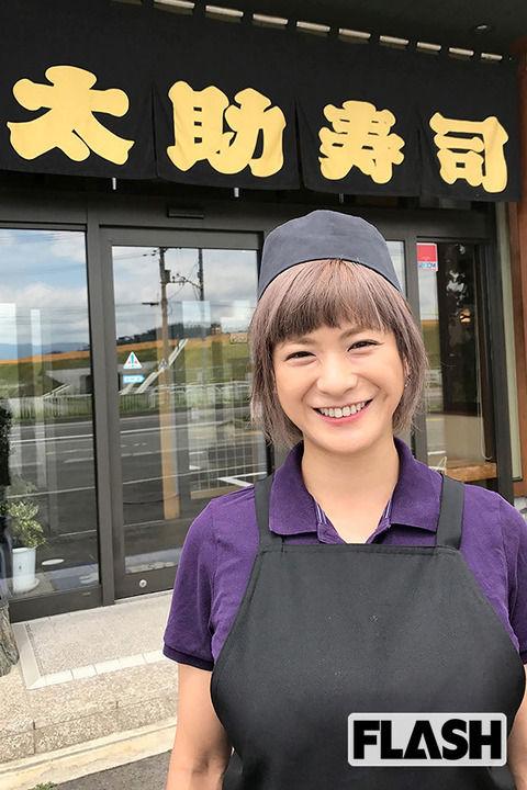 【画像】元祖爆乳グラドル・青木裕子さんの最新のお姿