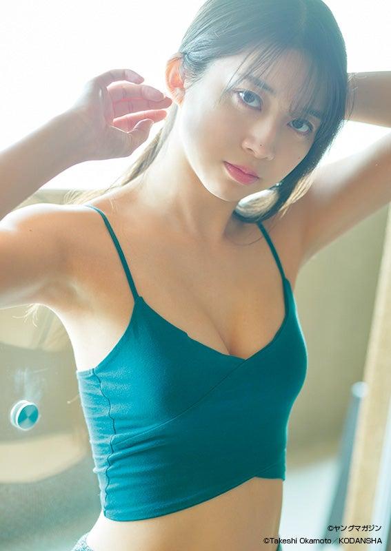 【画像】モー娘。牧野真莉愛、オトナの魅力たっぷり新生グラビア