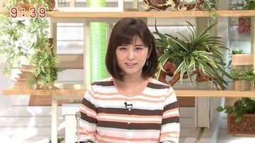 宇賀なつみ(テレ朝)180111モーニングショー