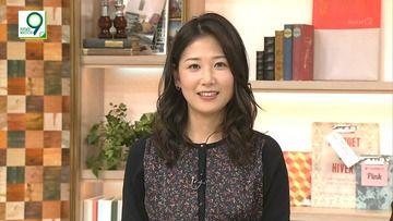 桑子真帆(NHK)171006ニュースウオッチ9
