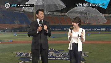 皆川玲奈 宇内梨沙(TBS)171103 NEWS23