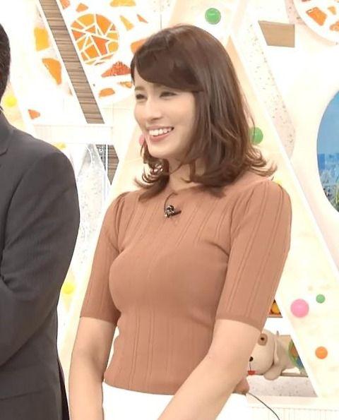 【画像】今、日本で一番可愛い女子アナって誰?