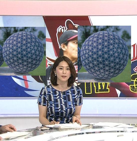 NHK杉浦友紀アナ、もはや伝説の巨乳強調「神回」がエロすぎて高視聴率叩き出しwwwwwwww※画像あり