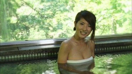 古瀬絵理ほか スイカップ温泉谷間&ブラチラ▼ゾーンセクシー画像まとめ