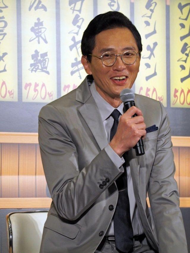 【芸能】松重豊、『孤独のグルメ』オワコン上等「主役は料理、自分はバイプレイヤー」 【画像】