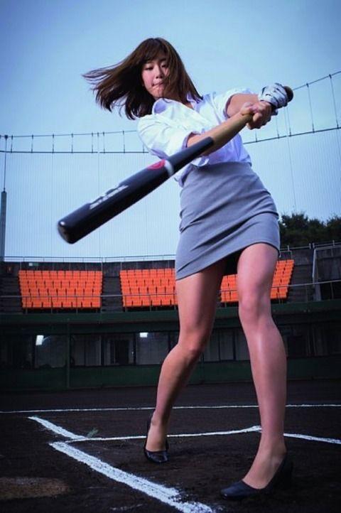 稲村亜美とかいう野球大好きなドスケベ女