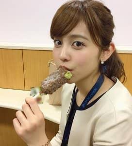 【朗報】フジ女子アナ・久慈暁子さん(23)、かわゆい