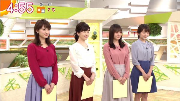 新井恵理那 エッチなおっぱい モーニング 180105
